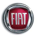 Fiat logo, autobedrijf Swagemakers, uw fiat dealer.